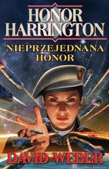 Honor Harrington. Nieprzejednana Honor ZAKŁADKA DO KSIĄŻEK GRATIS DO KAŻDEGO ZAMÓWIENIA