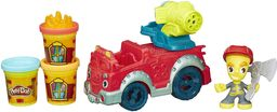 PLAY-DOH Town strażacki (kolor wielokolorowy)
