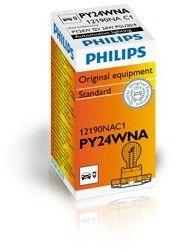 Żarówka, lampa kierunkowskazu PHILIPS 12190NAC1