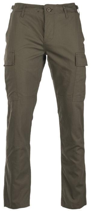 Spodnie wojskowe Mil-Tec Teesar RipStop BDU Slim Fit Olive (11853101)
