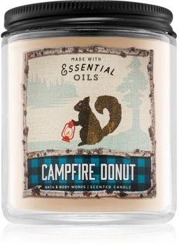 Bath & Body Works Campfire Donut świeczka zapachowa I. 198 g