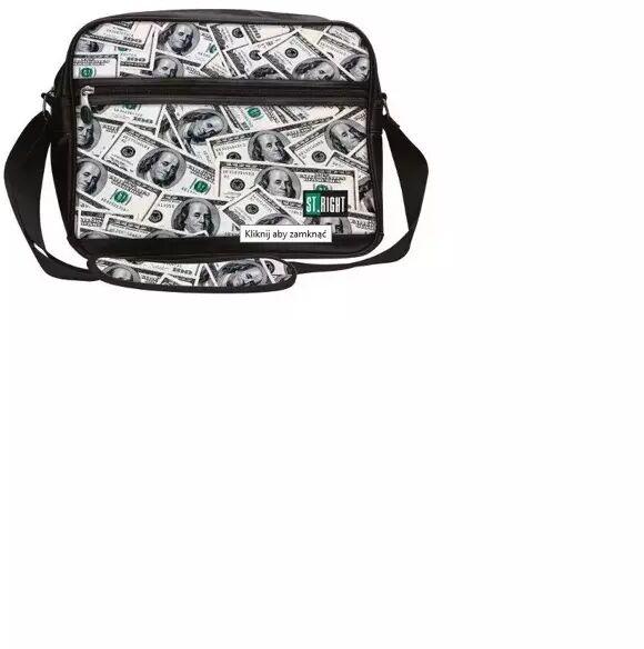 Torba na ramię Dollars - ST-MAJEWSKI