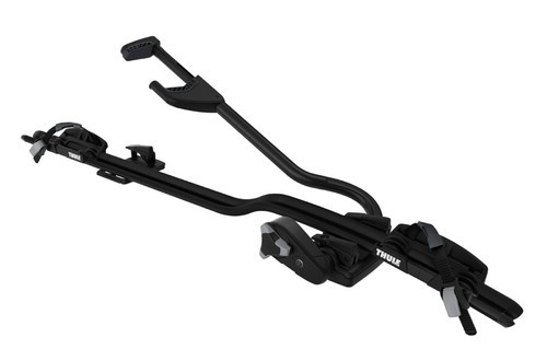 Thule ProRide czarny aluminiowy uchwyt rowerowy