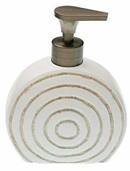 Versa dozownik okrągły biały uchwyt na przybory kuchenne, wyjątkowy