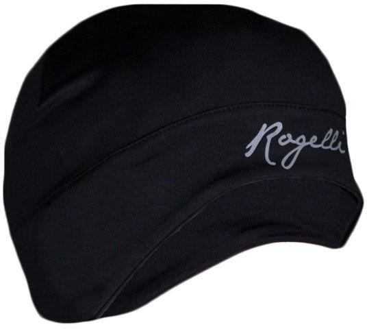 ROGELLI RUN czapeczka ZORA 890.011 czarna one size,8717849985710
