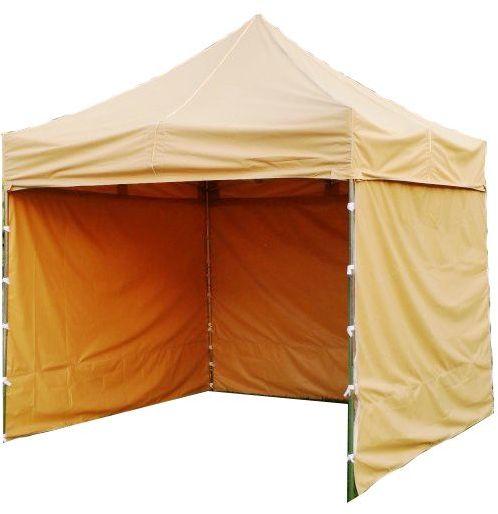 Namiot ogrodowy PROFI STEEL 3 x 3 - beżowy