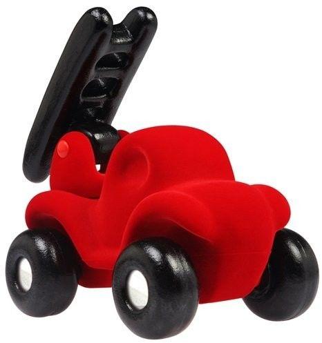 Rubbabu - Wóz Strażacki Sensoryczny Czerwony Duży