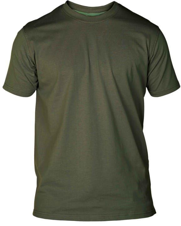 FLYERS-D555 Duży T-shirt Khaki