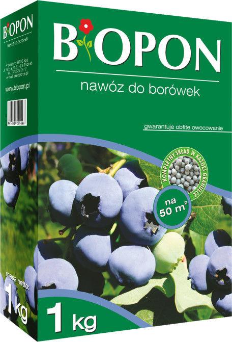 Biopon Nawóz do borówek 1kg 233049