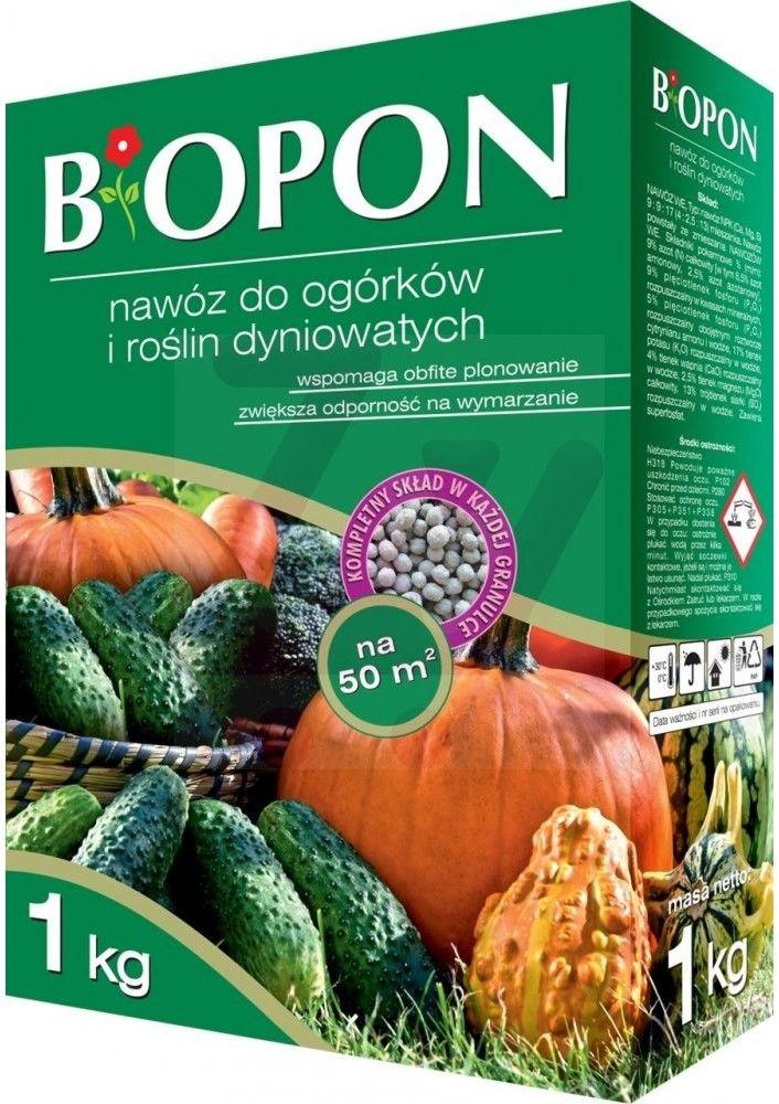 Biopon Nawóz do ogórków 1kg 432304