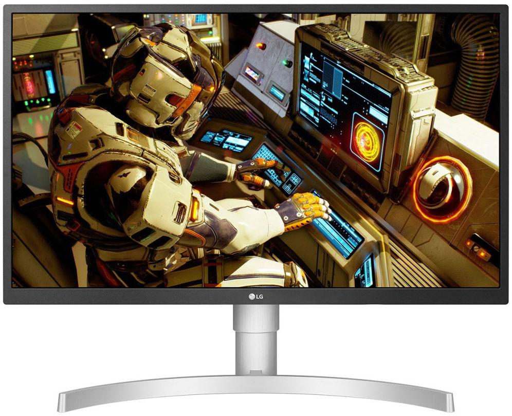 "LG 27UL550 68,6 cm (27"") 3840 x 2160 px 4K Ultra HD LED Srebrny"