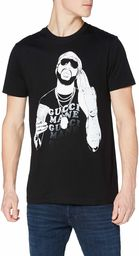 MERCHCODE Gucci Mane Money Tee T-shirt męski czarny S