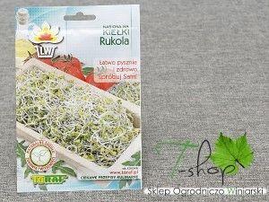Nasiona na kiełki RUKOLA Toraf 10g