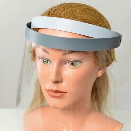 Przyłbica/ochrona na twarz wielokrotnego użytku na rzep DURABLE 1szt. /999111442/