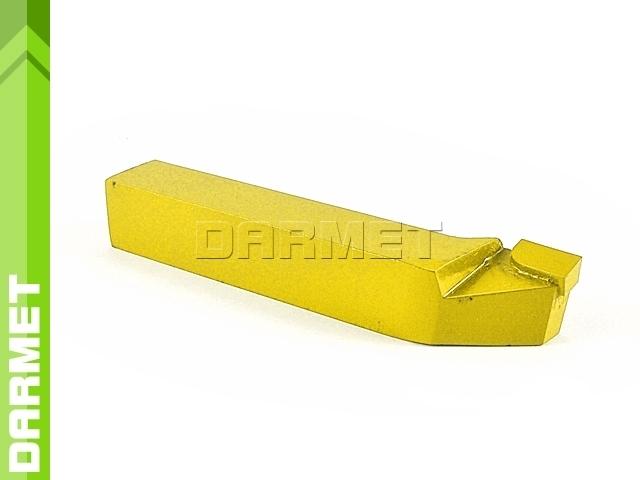 Nóż tokarski boczny odsadzony prawy NNBe ISO6, wielkość 1616 U20 (M20), do stali nierdzewnej