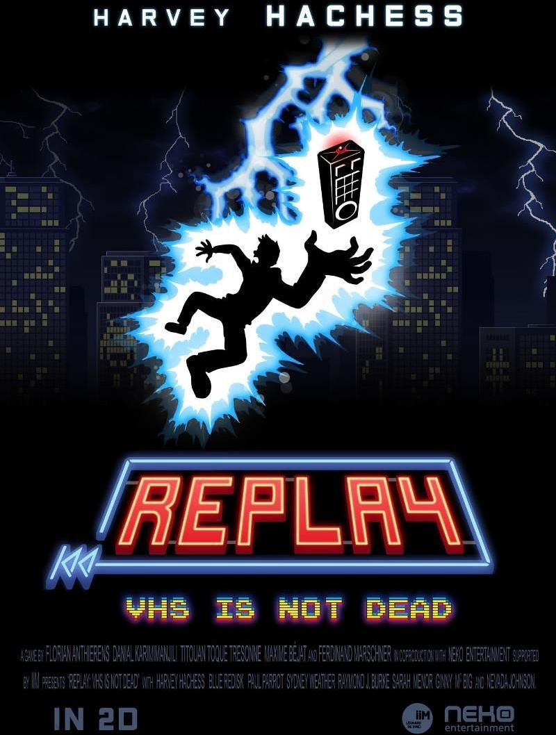 Replay - VHS is not dead (PC) DIGITAL