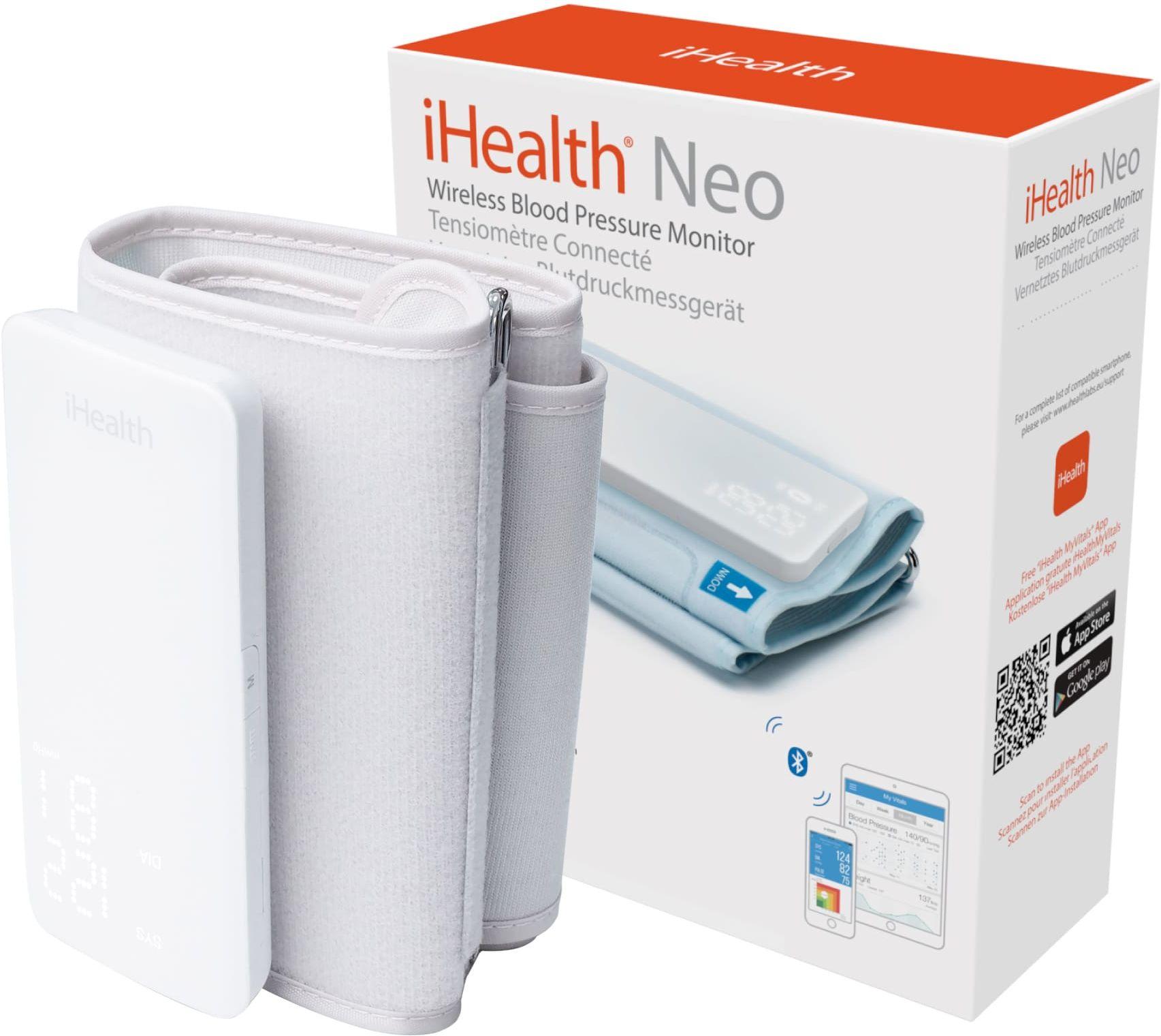 iHealth NEO BP5S Ciśnieniomierz naramienny smart
