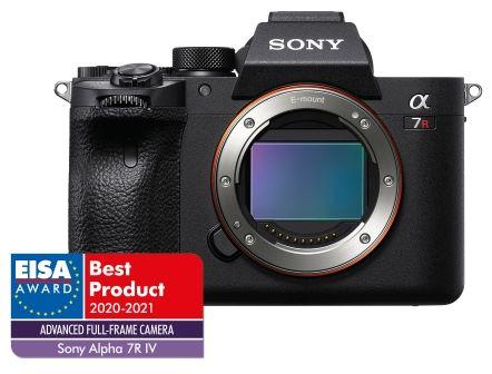 Aparat cyfrowy Sony A7R IVa Body (ILCE-7RM4a) - CASHBACK 1350 ZŁ. + 3 LATA GWARANCJI EXTRA