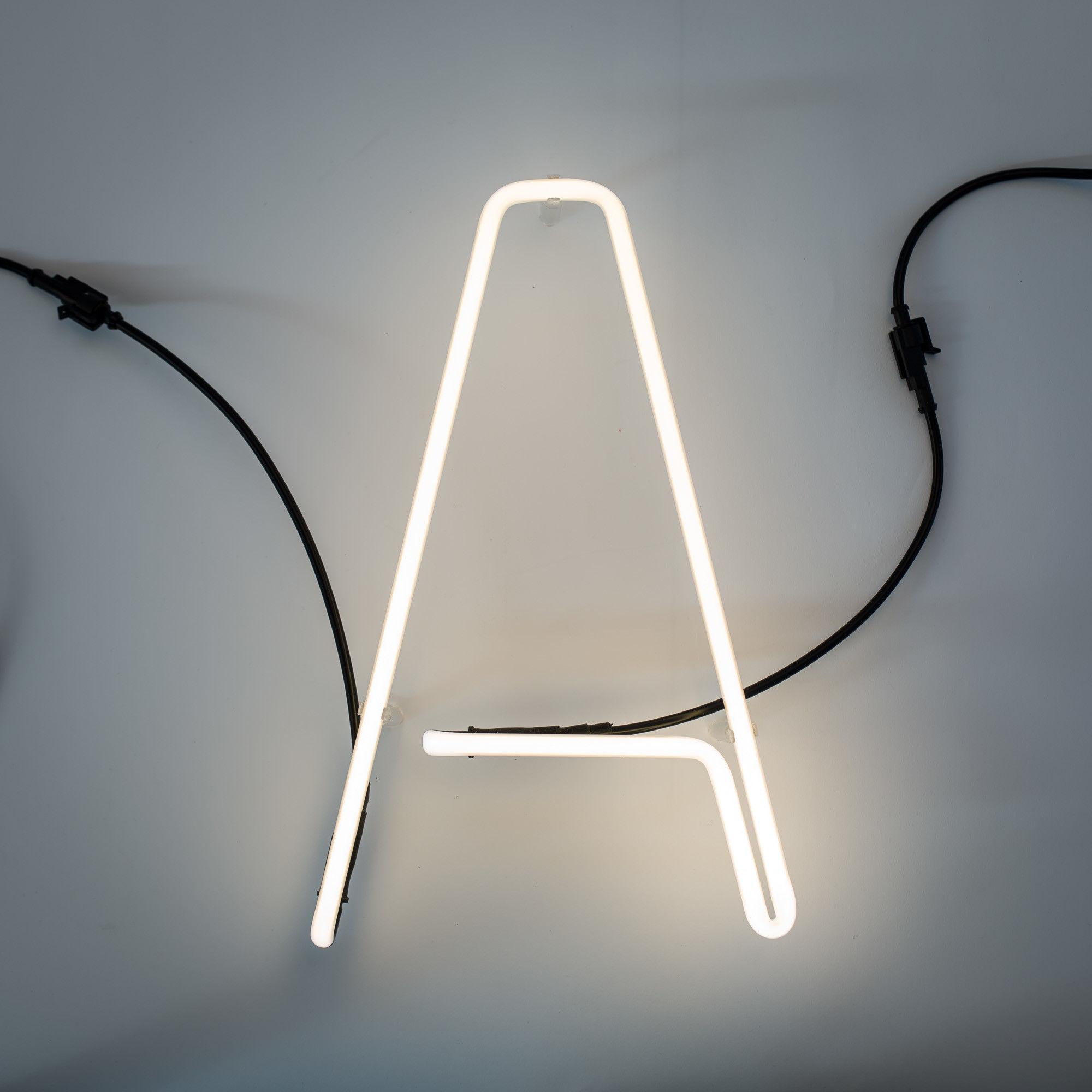 ALPHAFONT - litery neonowe