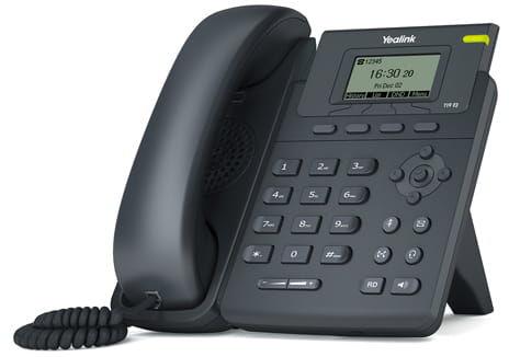 Yealink SIP-T19P-E2 - telefon VoIP 1 konto SIP