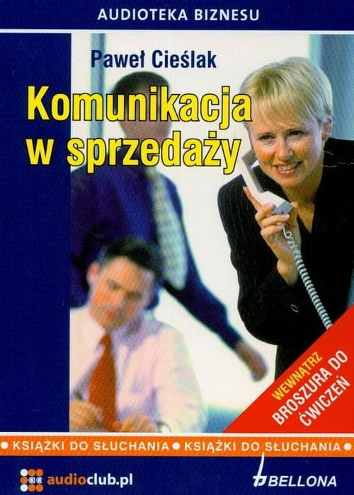Komunikacja w sprzedaży Paweł Cieślak Audiobook