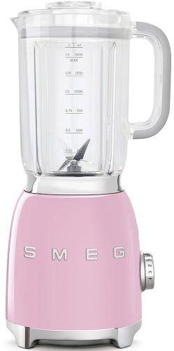 Blender kielichowy SMEG różowy