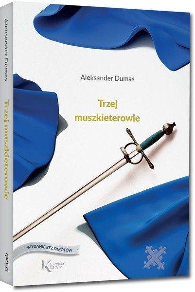 Trzej muszkieterowie GREG - Aleksander Dumas