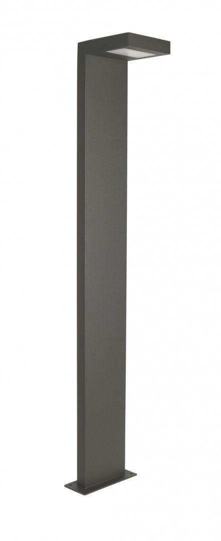 Lampa ogrodowa stojąca LED IP54 Karo 78cm antracyt KR-780 - Su-ma Do -17% rabatu w koszyku i darmowa dostawa od 299zł !