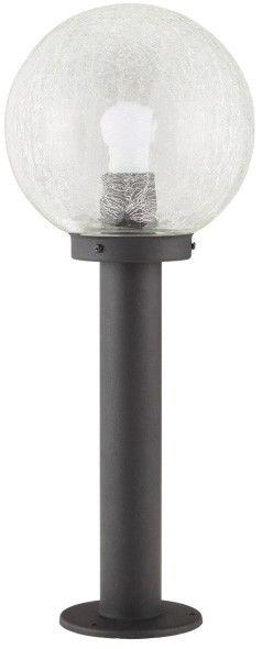 Lampa ogrodowa Blooma Sherbrooke S 60 W E27 czarna