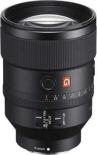 Obiektyw Sony FE GM 135mm f/1.8 + CASHBACK 400 zł! + Dodatkowy 1 rok gwarancji po zarejestrowaniu w My Sony (2+1)