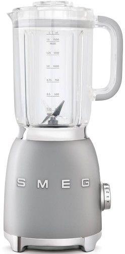 Blender kielichowy SMEG srebrny