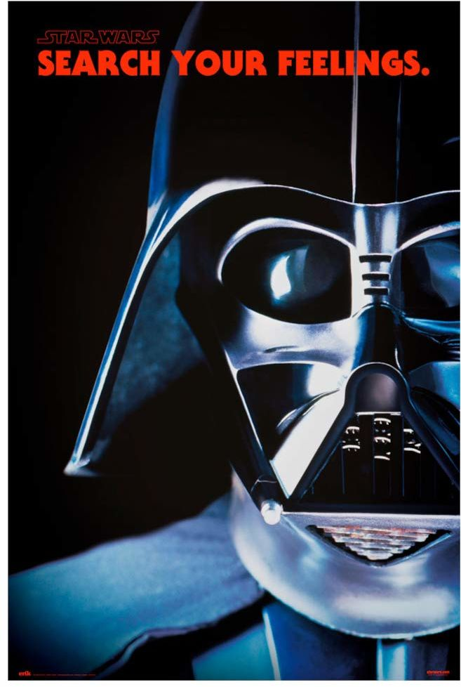 Grupo Erik GPE5343, Star Wars plakat Darth Vader
