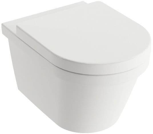 Ravak miska wisząca WC Chrome RimOff biała X01651