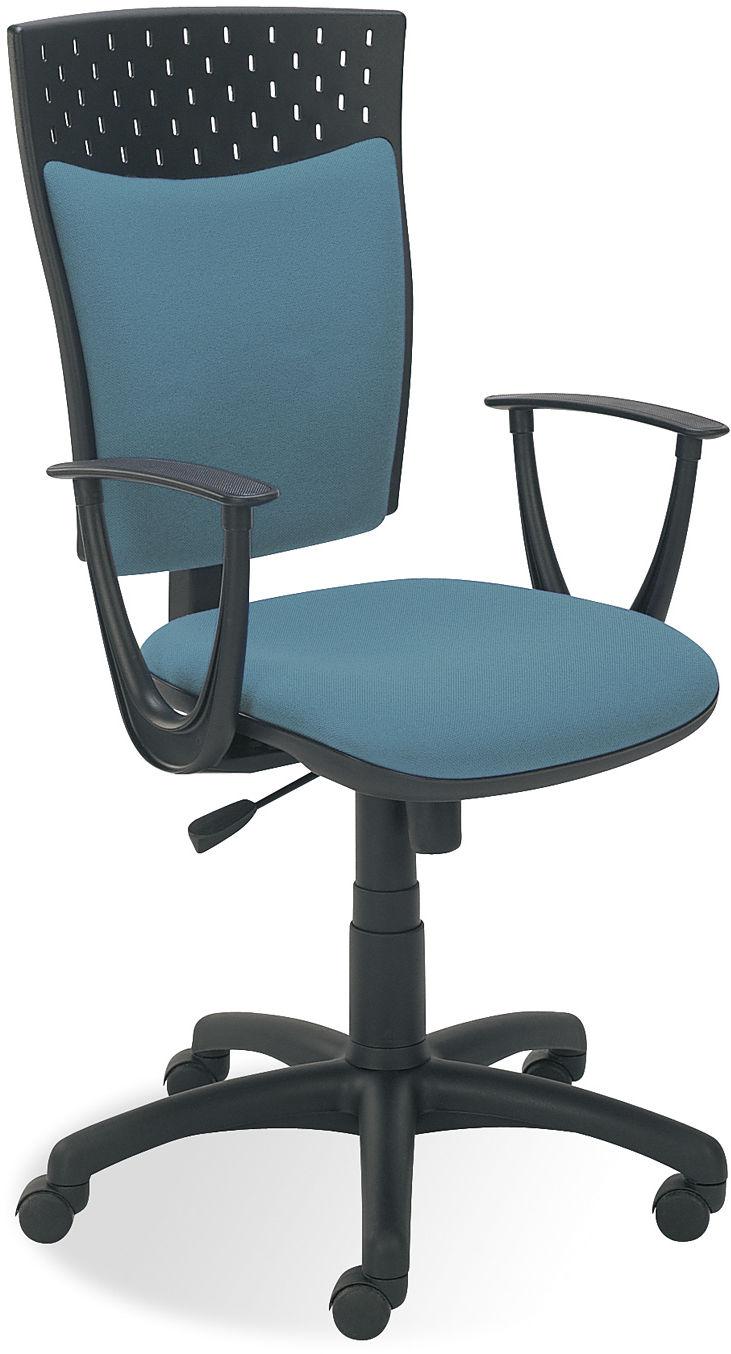 NOWY STYL Krzesło biurowe STILLO 10 TS02 GTP18 z mechanizmem Active-1