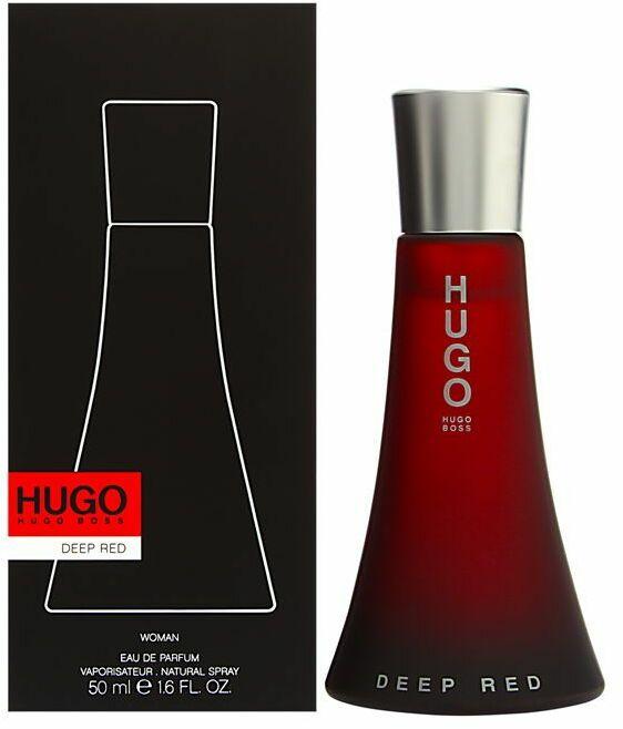 Hugo Boss Deep Red 50ml woda perfumowana