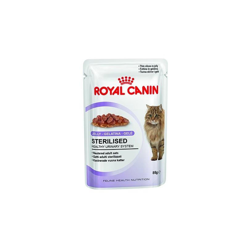 Royal Canin Sterilised (galaretka) 85g