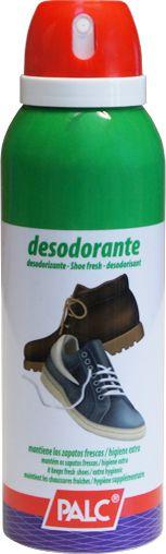 Higieniczny dezodorant do butów i wkładek - odświeżenie + likwidacja zapachów (deso palc)