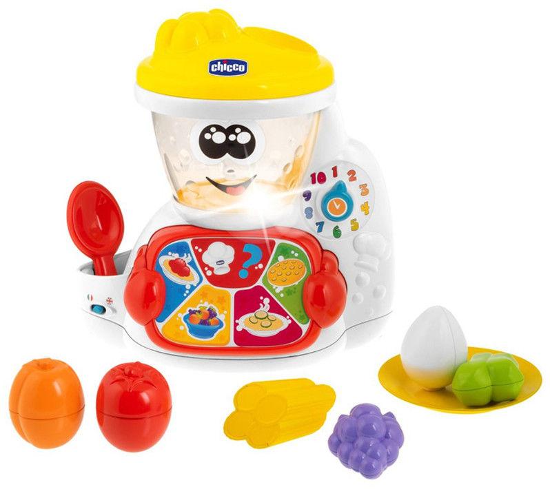 CHICCO Robot kuchenny Cooky PL/EN
