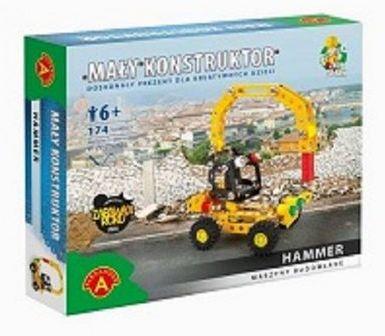 Mały Konstruktor Maszyny Hammer