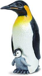 Toob S267129 pingwin cesarski z dzieckiem - wielokolorowy