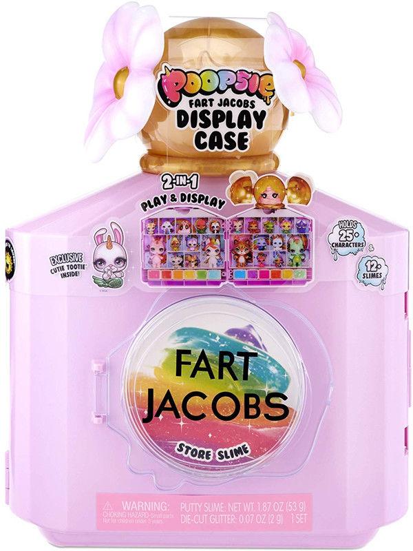 Poopsie Fart Jacobs Walizka Flakon Perfum Domek 559894