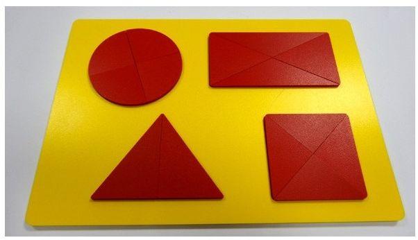 FIGURY z FIGUR - Układanki geometryczne