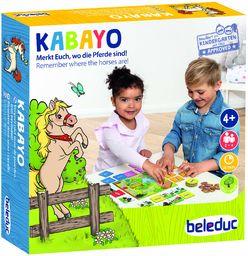 Beleduc 22850 Kabayo gra dla dzieci i rodzinna
