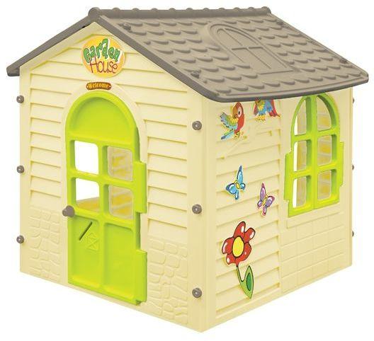 Domek Ogrodowy Dla dzieci Otwierane Okna