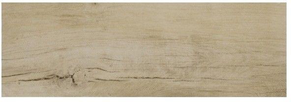 Gres Landwood 20 x 60 cm beżowy połysk 1,2 m2