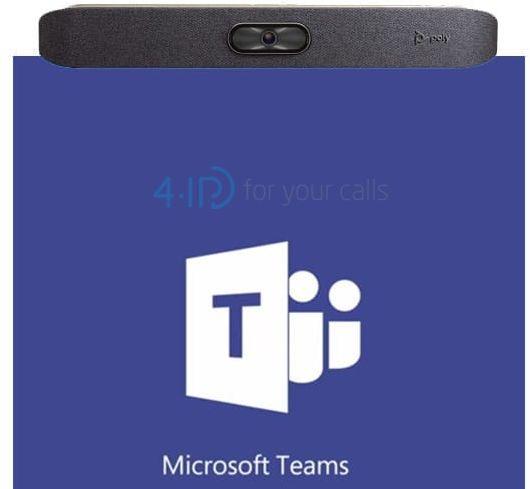 Polycom Studio X 30 wideokonferencje Microsoft Teams