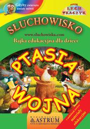 Ptasia wojna. Bajka z materiałami edukacyjnymi - Audiobook.