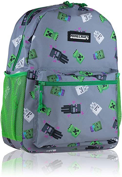 Plecak dla nastolatków MinecraFT