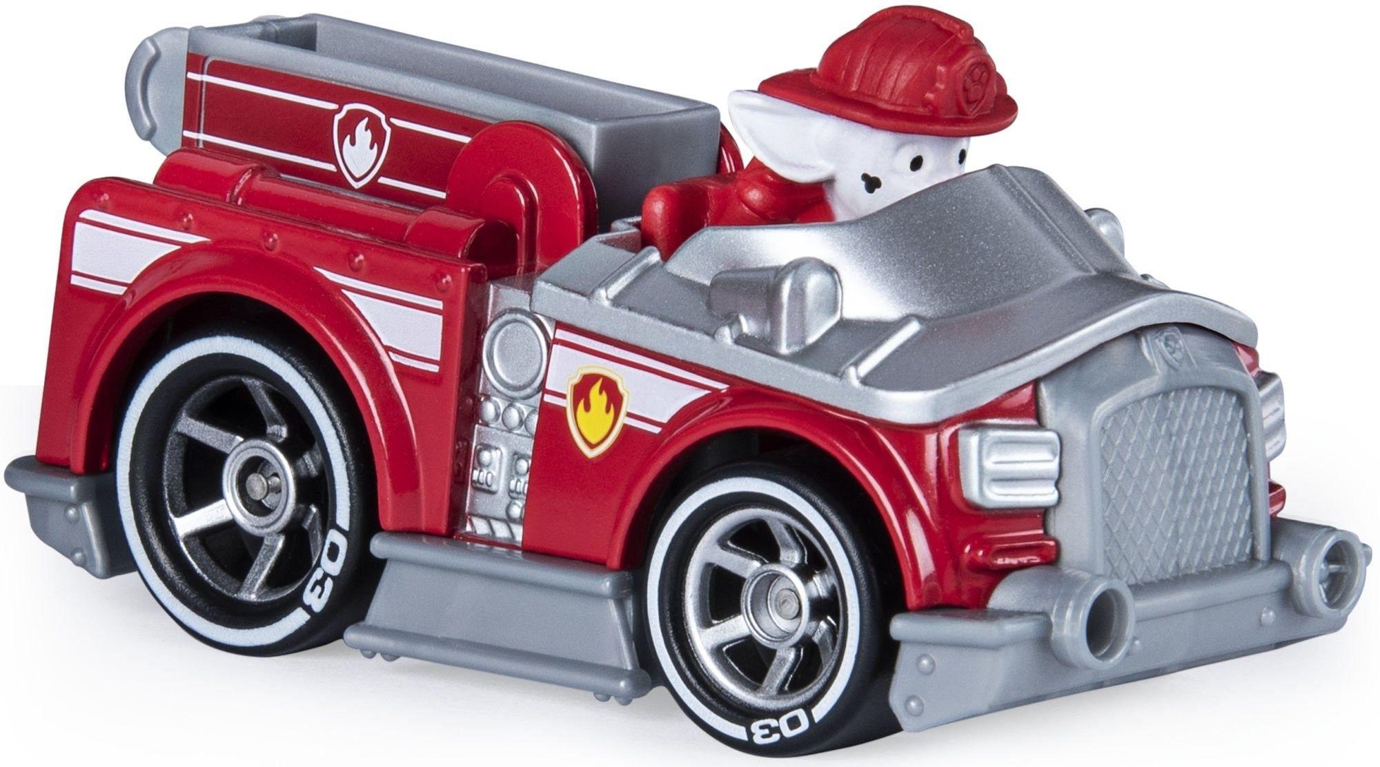 PSI PATROL Marshall i jego wóz strażacki True Metal 20115875 6053257