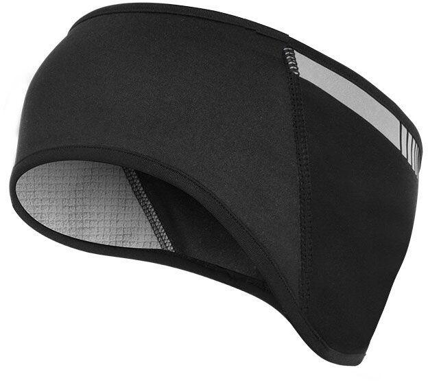 Rockbros opaska na głowę ocieplana/softshell czarna YPP003 Rozmiar: Uniwersalny,rbYPP003